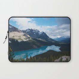Peyto Lake, Banff National Park Laptop Sleeve