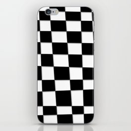 Checked Out iPhone Skin