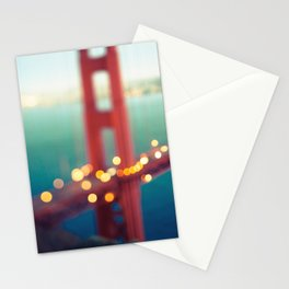 Meet Me In San Francisco Stationery Cards