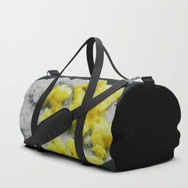 Sulfur on Celestine Duffle Bag
