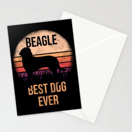 Beagle graphic For Dog Lovers \\240 Cute Dog Stationery Cards