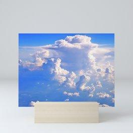 Ships in the Sky Mini Art Print