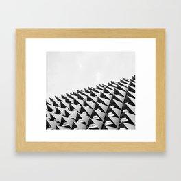 City #04 Framed Art Print