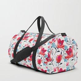 Ruhi #pattern #illustration Duffle Bag
