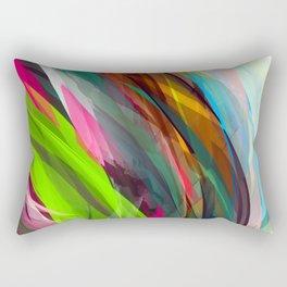 Summer Wave Rectangular Pillow