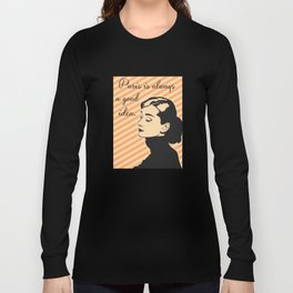 Let's go to Paris! Long Sleeve T-shirt