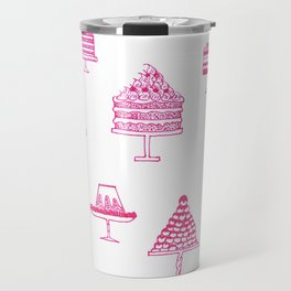 Pudding Buffet Travel Mug