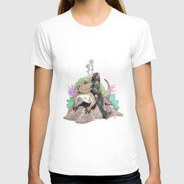 King Richard & Tad Cooper T-shirt