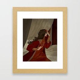 Blood of My Blood Framed Art Print