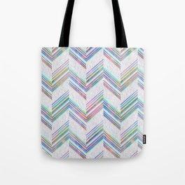 Lilli Chevron {light} Tote Bag