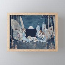 """Lullaby"" by Ida Rentoul Outhwaite (1916) Framed Mini Art Print"