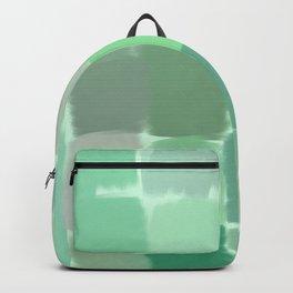 Green Brush Backpack