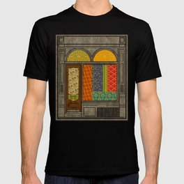 Shop windows T-shirt