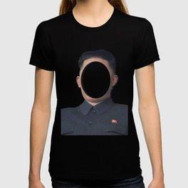 No-Face: Supreme Leader Kim Jong-un T-shirt