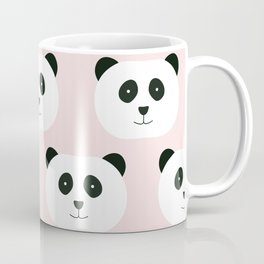 Panda Love -Pink Coffee Mug
