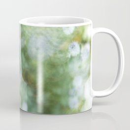 Flowers & Swirl Coffee Mug