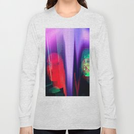 Mermaid Tag Long Sleeve T-shirt