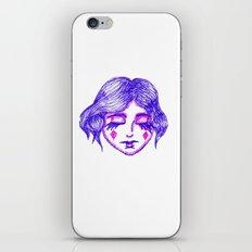 Fool of Diamonds iPhone & iPod Skin