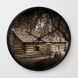 The Ranch House Wall Clock