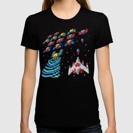 Inside Galaga T-shirt