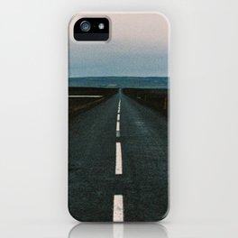 Iceland - Roadtrip (Leica M3 & Kodak film) iPhone Case