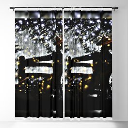 Starry Sky For The Cowboy In Montana Blackout Curtain