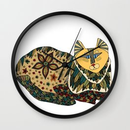 Your Cat Wall Clock