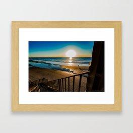 Dream Shadows Framed Art Print