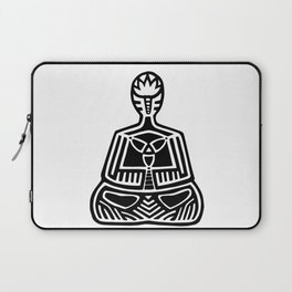 DRAWN MEDITATION Laptop Sleeve