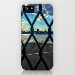 Gate-scape NYC iPhone Case