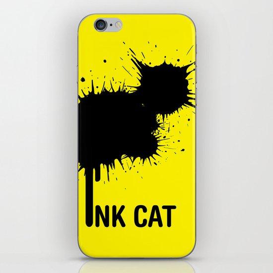 INK CAT iPhone & iPod Skin