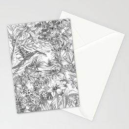 Flora Fauna Foliage  Stationery Cards