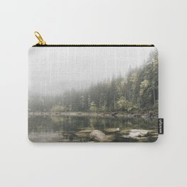 Pale lake - landscape photography Carry-All Pouch