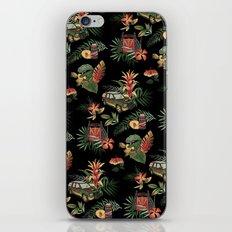 Classic Jurassic iPhone Skin