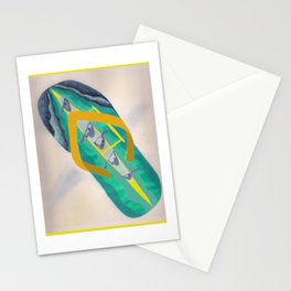 Paddling Slippah Stationery Cards