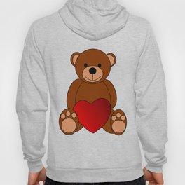 Teddy Love Hoody
