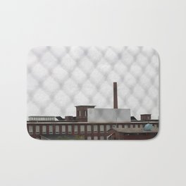 Over the Mills Bath Mat