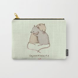 Squeakhearts Carry-All Pouch
