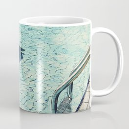 Summertime swimming Coffee Mug