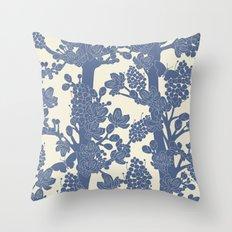 Romantic tree Throw Pillow