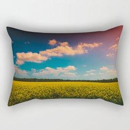 Painted Sky Rectangular Pillow