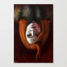 I Am The Night (Wir Sind Die Nacht) Canvas Print