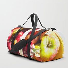 Apple Basket 1 Duffle Bag