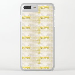 Mimosa in the Morning Clear iPhone Case