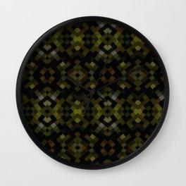Pattern 45839 Wall Clock