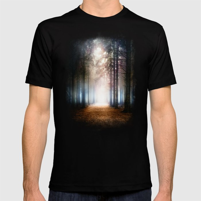 Enchanted forest t shirt by vivianagonzlez society6 for Rainforest t shirt fundraiser