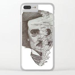 Poe Error Clear iPhone Case