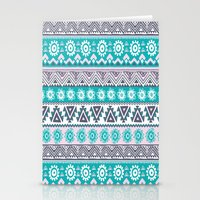 tribal Stationery Cards featuring Tribal by Julscela