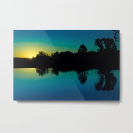 Cool sunrise Metal Print