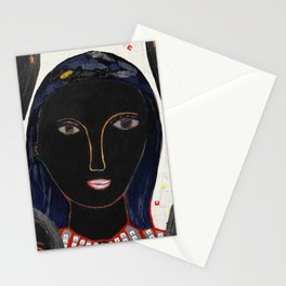 Recycle Queen Stationery Cards